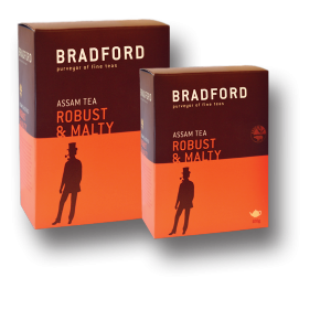 Ассам крупнолистовой стандарт std 963 Bradford (Брэдфорд), 200 г. - Чай Bradford (Индия)