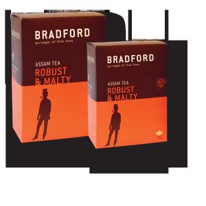 Ассам крупнолистовой стандарт std 963 Bradford (Брэдфорд), 100 г. - Чай Bradford (Индия)