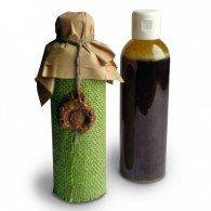Натуральный шампунь «№24 Экстра». Для всех типов волос с мёдом и миндальным маслом, 200 мл.