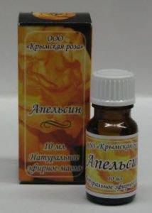 Апельсина сладкого эфирное масло Крымская Роза (Эфирные Масла), 10 мл - Эфирные аромамасла