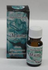 Мятное эфирное масло Крымская Роза (Эфирные Масла), 10 мл. - Эфирные аромамасла