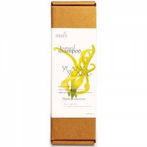 Органический шампунь «Укрепление. Иланг-иланг, мускатный орех, жожоба», 250 мл.