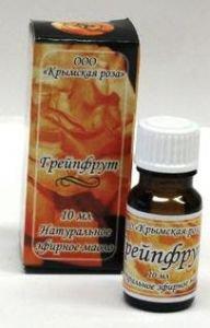 Грейпфрута эфирное масло Крымская Роза (Эфирные Масла), 10 мл. - Эфирные аромамасла