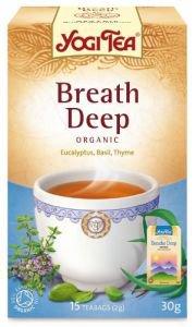 Yogi Tea «Breathe Deep» (Глубокое дыхание)