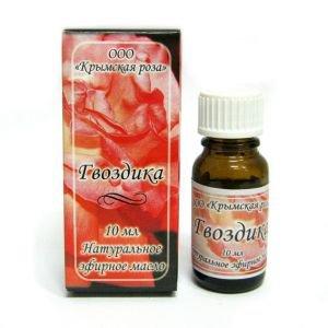 Гвоздика эфирное масло Крымская Роза (Эфирные Масла), 10 мл. - Эфирные аромамасла