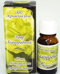 Лавр благородный эфирное масло 10 мл. Крымская Роза (Эфирные Масла) - Эфирные аромамасла