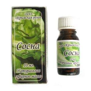 Сосна, эфирное масло 10 мл. Крымская Роза (Эфирные Масла) - Эфирные аромамасла