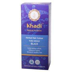 Купить со скидкой Краска растительная для волос индиго khadi кхади  Khadi (Кхади),  100 г.