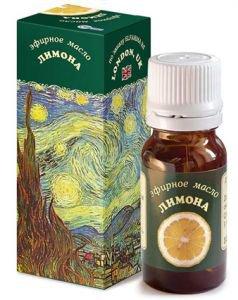 Эфирное масло лимона elfarma (эльфарма), 10 мл.