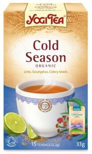Фото - Yogi Tea «Cold Season» (Зимний)