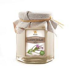 Мёд кипрейный пастила Мед Янтарь, 200 г. - Натуральный мед