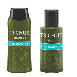Набор для волос anti-dundruff Trichup (Тричап) - Аюрведические наборы