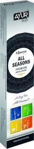 Благовония натуральные all seasons, premium masala incense, ayurplus аюрплюс Ayur Plus (Аюр Плюс), 18 г. - Благовония