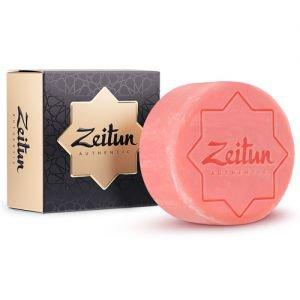 Мыло экстра для чувствительной кожи дамасская роза zeitun зейтун Zeitun (Зейтун), 125 г. - Натуральное мыло