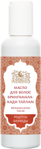 Масло для волос брингамалакади амла и брингарадж Amritha (Амрита), 150 мл. - Масло амлы для волос