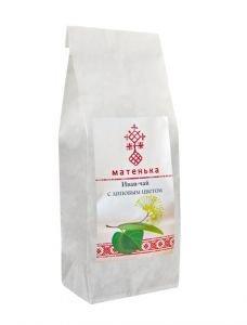 Чай из листа иван-чая с цветом липы Матенька, 50г. - Иван-чай, фиточаи