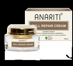 Крем для глубокого восстановления зрелой кожи анарити cell repair cream anariti  ,  50 мл.