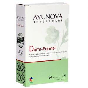 Комплекс для очищения и нормализации работы кишечника дармиум darm-formel 60 капс., ayunova Ayunova (Аюнова) - Пищевые добавки