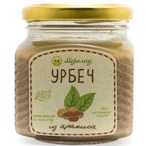 Урбеч из арахиса Мералад, 230 г. - Урбечи (пасты из семян и орехов)