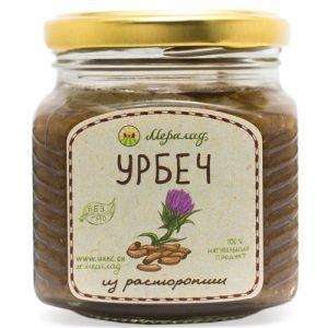 Урбеч из расторопши Мералад, 230 г. - Урбечи (пасты из семян и орехов)