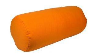 Болстер для йоги 60x22 оранжевый Amrita Style - Подушки, болстеры