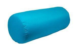 Болстер для йоги 60x22 голубой  Amrita Style
