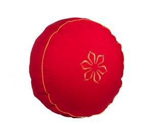 Подушка для медитации амрита 30х15 Amrita Style, 100% хлопок - Подушки, болстеры