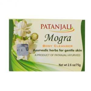 Мыло аюрведическое mogra («могра») «патанджали», 75 гр. от Ayurveda-shop.ru