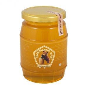Мёд акациевый правильный мед Правильный Мёд, 500 г. - Натуральный мед