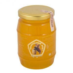 Мёд луговой правильный мед Правильный Мёд, 500 г. - Натуральный мед