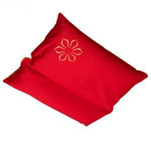 Подушка с валиком под шею амрита  Amrita Style,  100% хлопок от Ayurveda-shop.ru