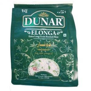 Рис басмати супер длиннозерный dunar elonga  Dunar (Дунар),  1кг. от Ayurveda-shop.ru