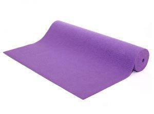 Коврик для йоги yogin extra - 60 см. 185 см.  Йогин от Ayurveda-shop.ru