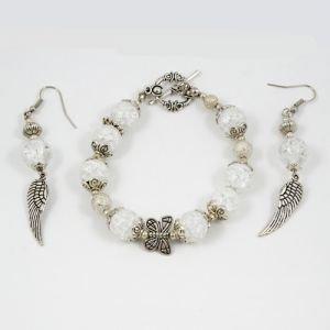 Комплект хрустальные крылья   Fluroyana от Ayurveda-shop.ru