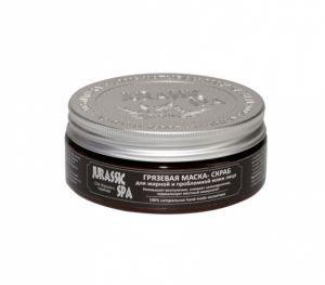 Jurrasic Spa Грязевая маска для жирной и проблемной кожи лица  ,  300 мл.