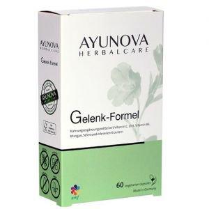 Комплекс для поддержания здоровья суставов ортиум gelenk-formel 60 капс., ayunova Ayunova (Аюнова) - Пищевые добавки