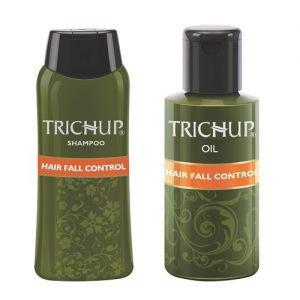 Набор для волос hair fall control Trichup (Тричап) - Аюрведические наборы