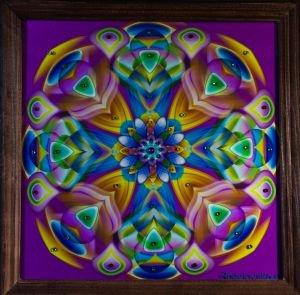 Мандала свет Kremma Glass - Предметы интерьера