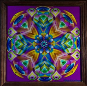 Мандала свет  Kremma Glass от Ayurveda-shop.ru