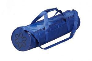 Сумка для йоги lavana синяя Ayurveda-Shop - Для ковриков шириной 60 см.