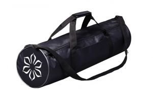 Сумка для йоги lavana черная Ayurveda-Shop - Для ковриков шириной 60 см.