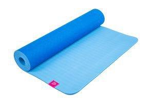 Коврик для йоги devi yoga fruits голубика, сине-голубой Devi Yoga (Дэви Йога) - Недорогие коврики