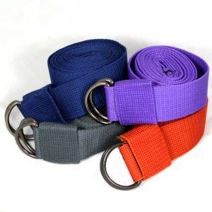 Ремень для йоги амрита 230 см. фиолетовый  Amrita Style от Ayurveda-shop.ru