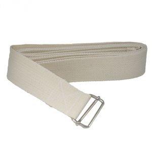 Ремень для йоги амрита, хлопок 230 см. Amrita Style - Ремни, одеяла, стулья