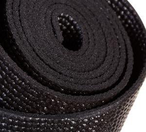 Коврик для йоги black sticky mat блэк стики мат Amrita Style - Недорогие коврики