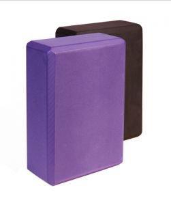 Опорный блок для йоги из eva-пены 22x15x7.5  Amrita Style от Ayurveda-shop.ru