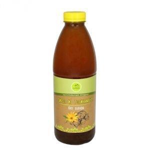 Натуральный сироп из топинамбура без сахара Дары Памира, 1360 гр. - Полезные сладости