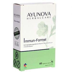 Комлпекс для профилактики и лечения простуды иммунум-форте immun-formel 60 капс., ayunova Ayunova (Аюнова) - Пищевые добавки