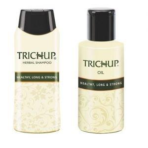 Набор для волос healthy, long &ampamp strong Trichup (Тричап) - Аюрведические наборы