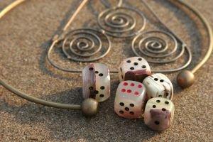 Дополнительный кубик из оникса для игры лила leela,  маленький  Игра Лила